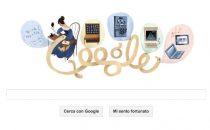 Google Doodle per Ada Lovelace, prima programmatrice della storia [FOTO]