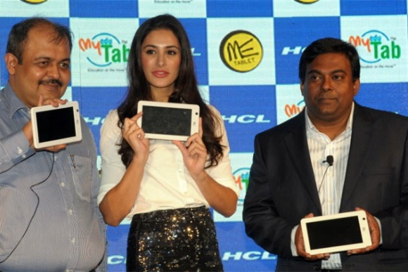 hcl tablet android 4 india