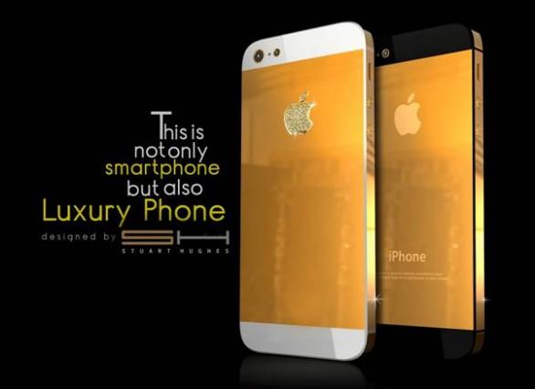 iphone 5 by stuart hughes