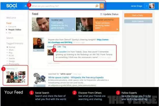 Microsoft So.cl pubblico: muta seguendo i gusti degli utenti