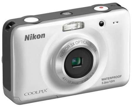 Nikon S30: prezzo popolare per Natale 2012 per bambini [FOTO]