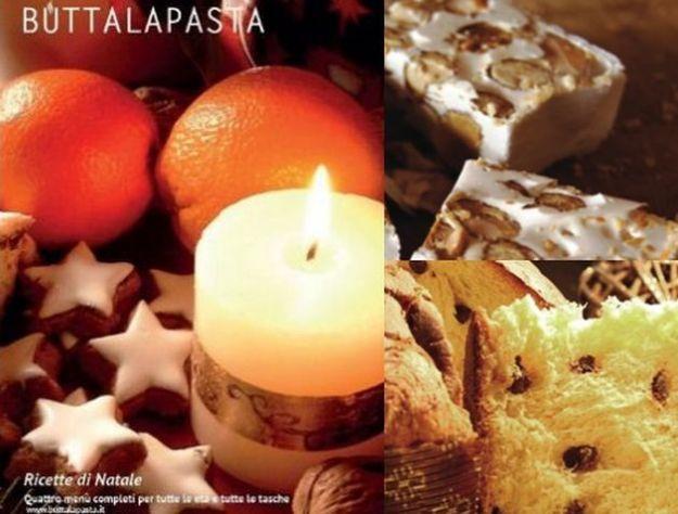 Ricette di Natale online gratis con l'ebook di Butta la pasta