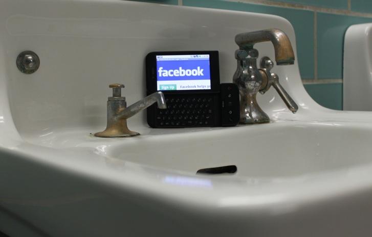 Social Network? I responsabili delle code ai bagni [FOTO]