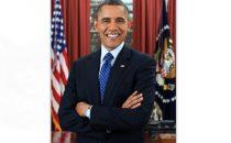 Barack Obama: ritratto ufficiale con una Canon 5D Mk III [FOTO]
