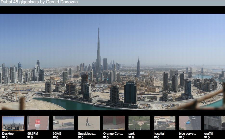 Dubai 45 megapixel