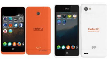 Smartphone Firefox: Keon e Peak al MWC 2013 [FOTO]