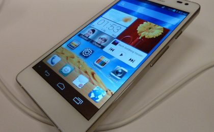 Huawei Ascend D2: brilla al CES 2013 la belva Android