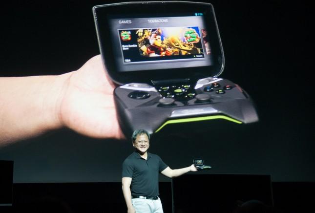 Nvidia Shield e Tegra 4 mostrano i muscoli al CES 2013