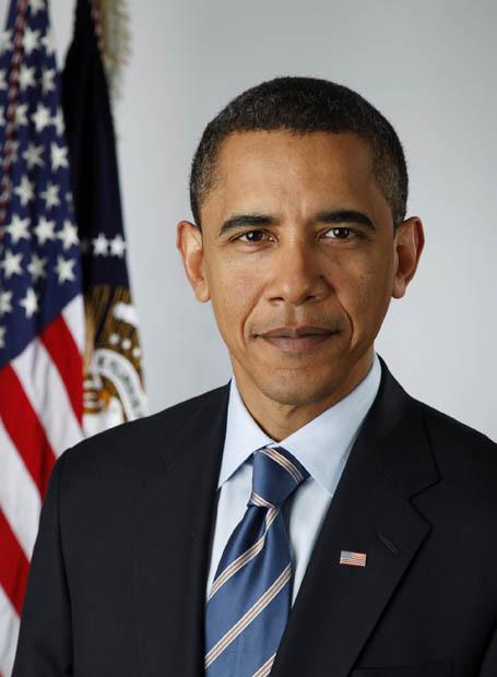 Obama ritratto fotografico 2009