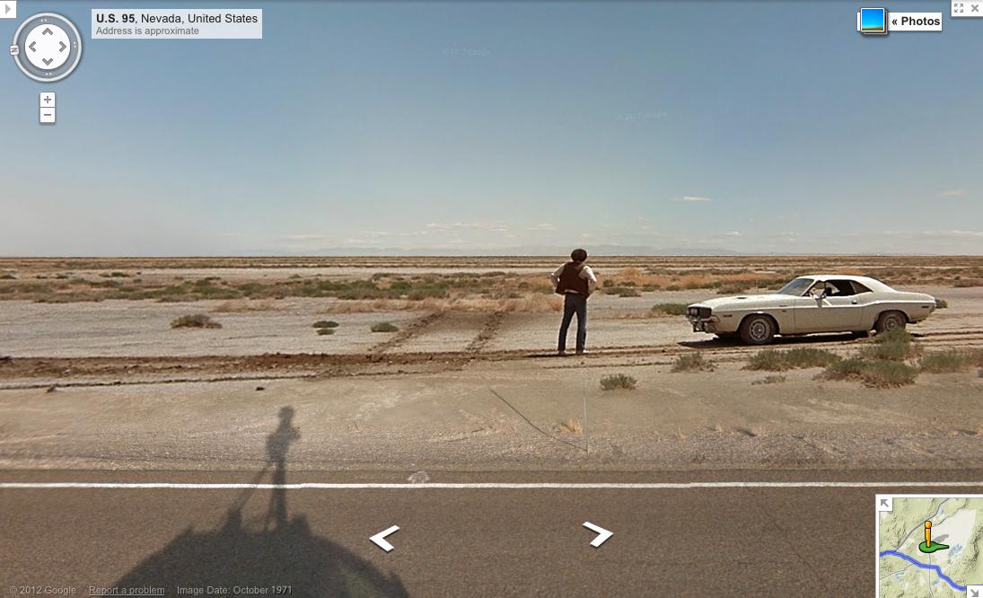 Punto Zero Google Street View