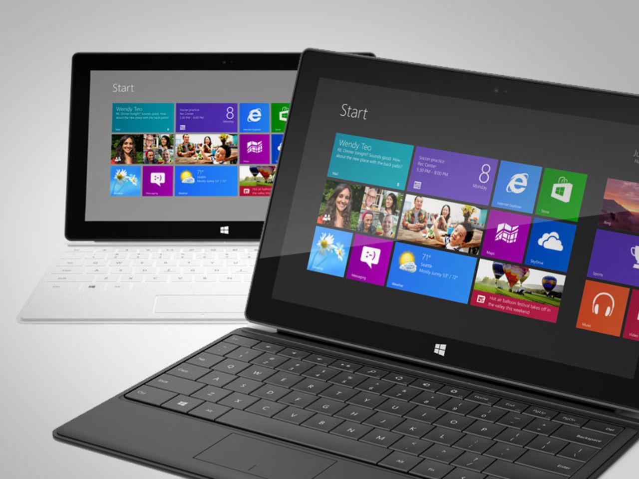 Dieci motivi per scegliere Windows 8