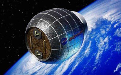 Modulo gonfiabile hitech per la Stazione Spaziale [FOTO]