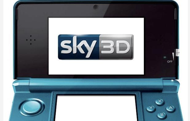 nintendo 3ds sky 3d