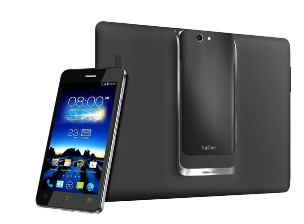 MWC 2013: Asus Padfone Infinity, smartphone trasformista