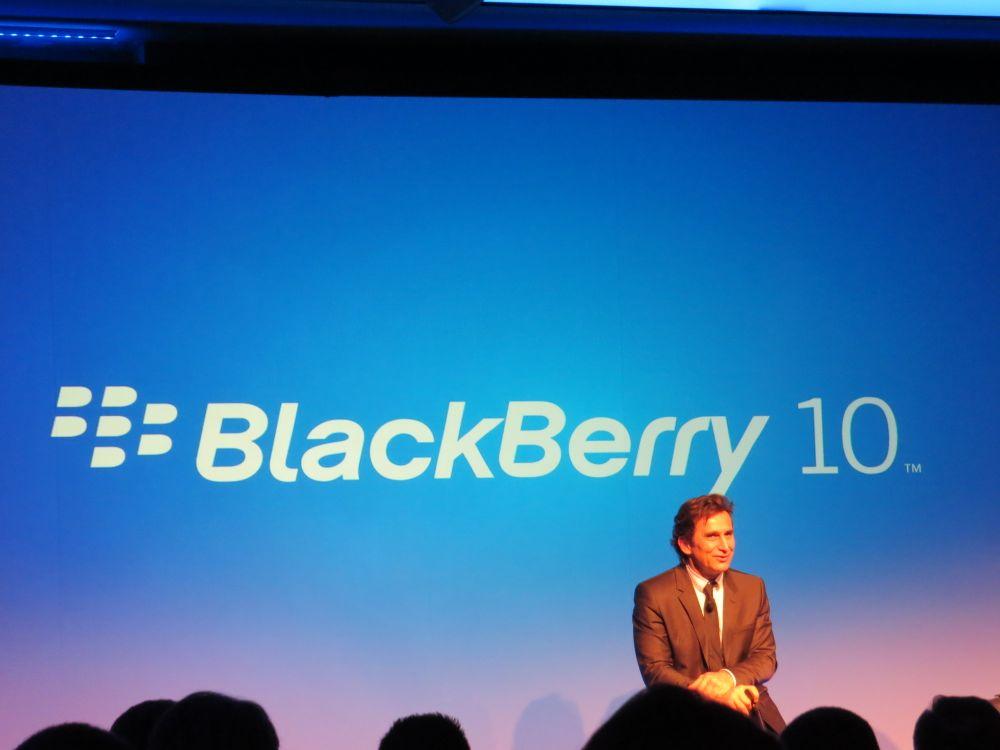 Blackberry 10 Alex Zanardi