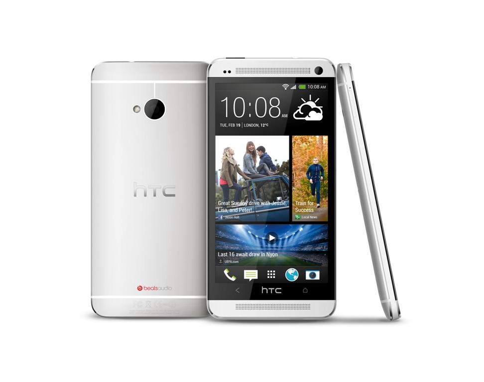 HTC One MWC