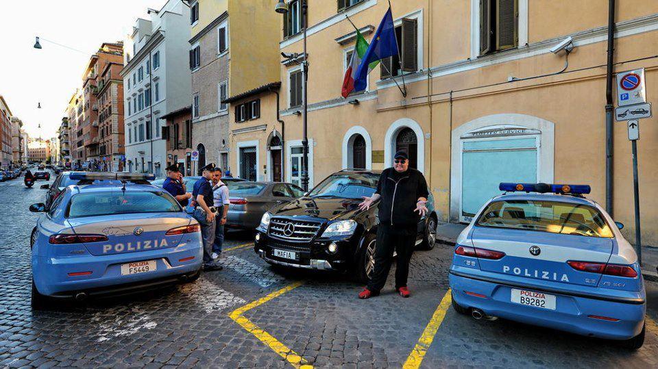 Kim Dotcom in Italia