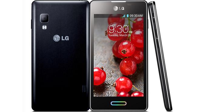 LG Optimus L5 II MWC 2013