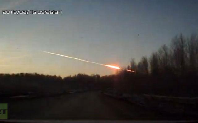Meteorite russo