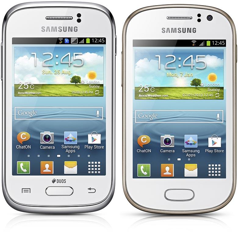 Samsung Galaxy Young Samsung Galaxy Fame