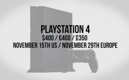 PS4 batte Xbox One 2 a 1 [VIDEO]