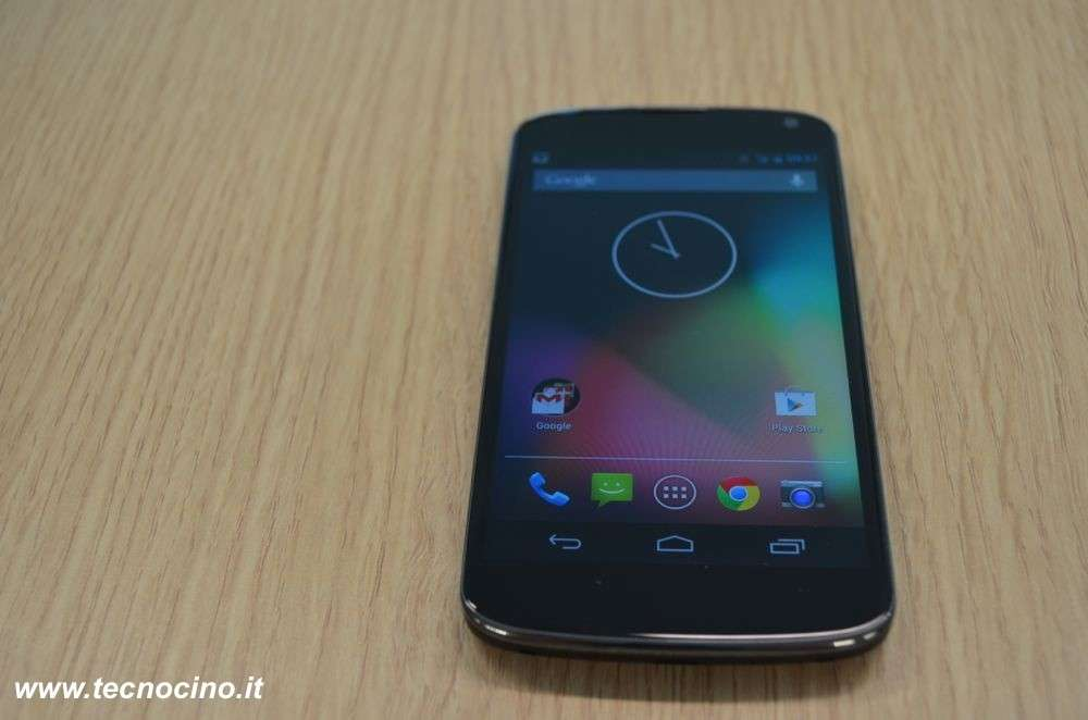 Nexus 4 si ricarica senza fili con la sfera ORB [FOTO e VIDEO]