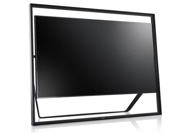 TV Samsung S9000 da 85″ in 4k HD: il mostro basculante