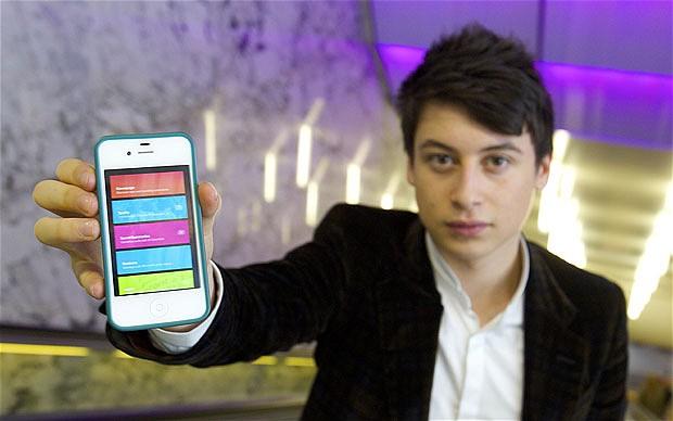 Yahoo! compra l'app iPhone del 17enne Nick D'Aloisio per $30 milioni