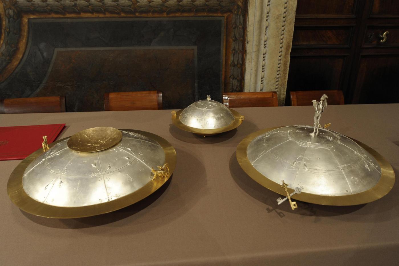 Conclave 2013 le urne per il voto