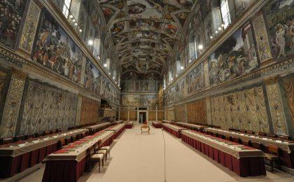 Conclave 2013: come seguirlo online e in streaming