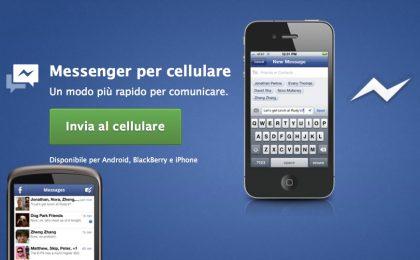 Facebook Messenger: come telefonare gratis