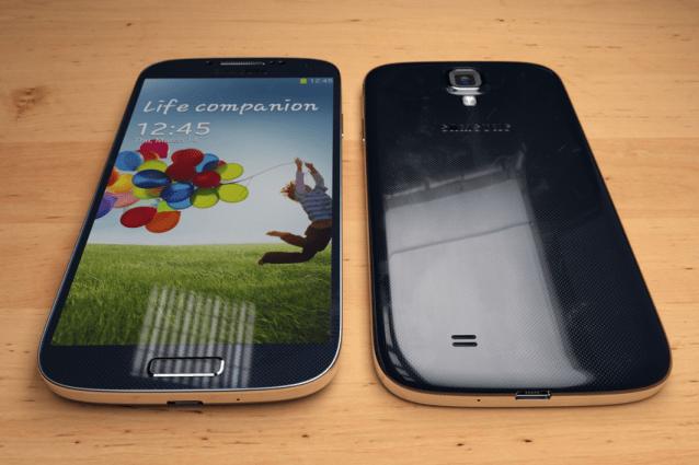 Samsung Galaxy S4 topclass