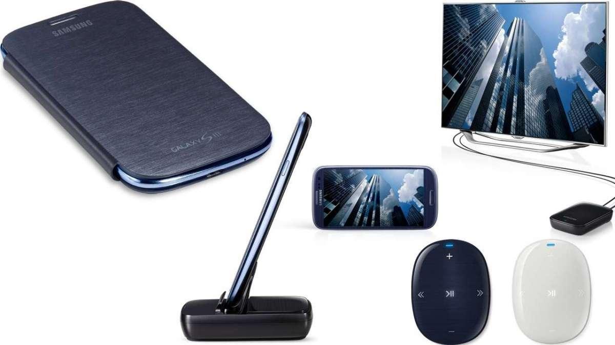 Accessori Samsung Galaxy S4: cover, custodie e extra, i prezzi [FOTO]