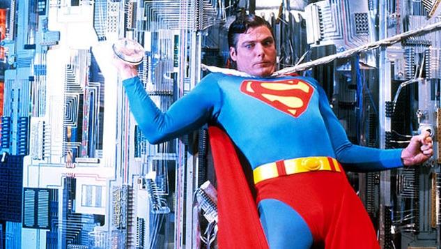 computer superman