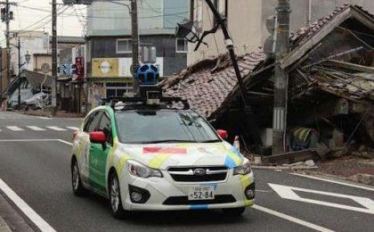 Google Car a Fukushima raccontano il post-terremoto e tsunami [FOTO]