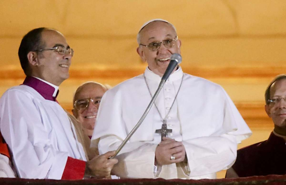 Papa Francesco: su Twitter le reazioni all'elezione di Jorge Bergoglio