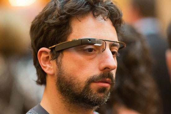 project glass sergey brin