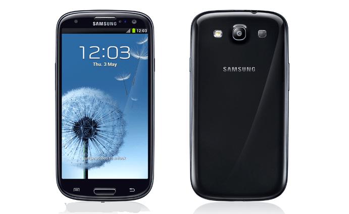 samsung galaxy s3 black edition
