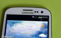 Samsung Galaxy S3 in aggiornamento: migliore batteria e display [FOTO]