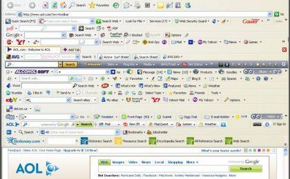 Come eliminare i toolbar facilmente