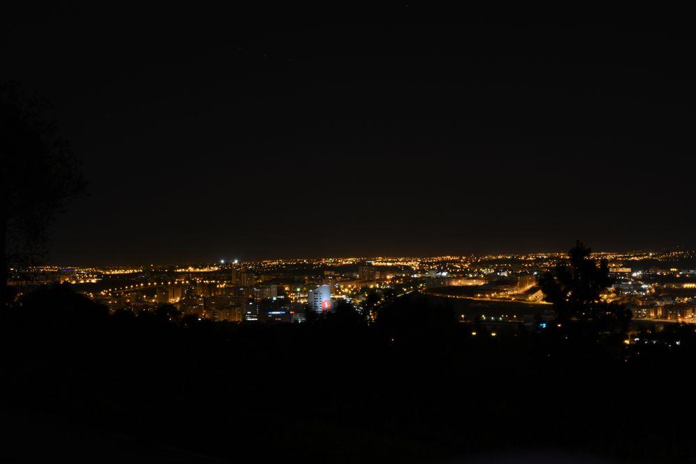 Foto notturna ISO 200 35 mm f:8 5 secondi