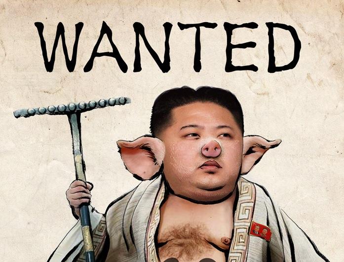 Nord Corea pagina hackata da Anonymous
