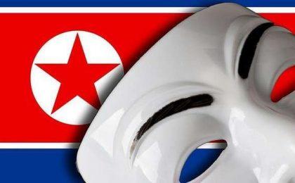 Corea del Nord: la guerra di Anonymous scatta su Twitter e Flickr