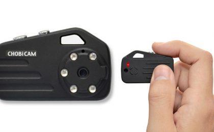 Videocamera infrarossi più piccola al mondo [VIDEO e FOTO]