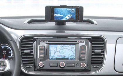 iBeetle con iPhone cervello della nuova Volkswagen [FOTO]