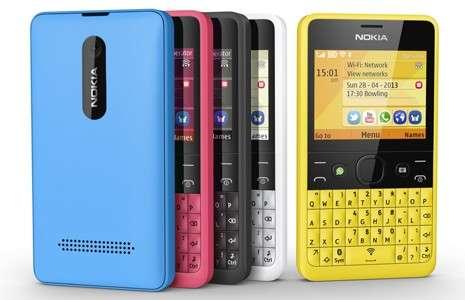 Nokia Asha 210: buon prezzo e versione Dual Sim [FOTO]