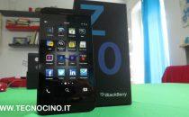 Blackberry Z10: ottimo OS, ma prezzo troppo alto [FOTO&VIDEO]