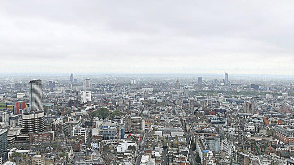 Foto a più grande al mondo: un panorama di 9000km [VIDEO]