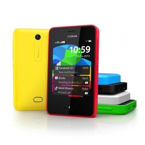 Nokia Asha 501: caratteristiche e prezzo del dual sim