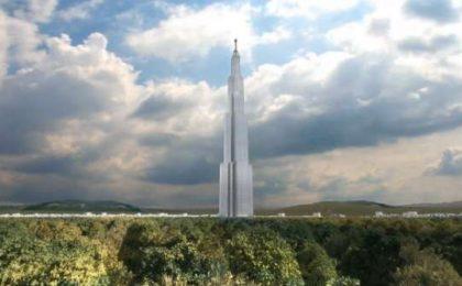 Grattacielo più alto al mondo sarà costruito come i LEGO [FOTO]